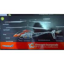 Helicoptero A Control Remoto Kreisel