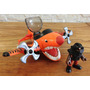 Aviones Heroes Del Aire Tiger Shark X5256 Fisher Price
