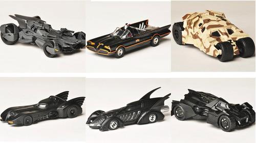 autos batman batimoviles