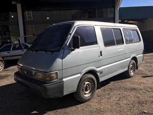 autos camionetas kia besta 1997 furgon con asientos diesel