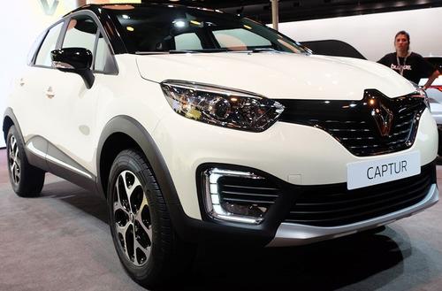 autos camionetas renault captur intens 2017 no duster orochi