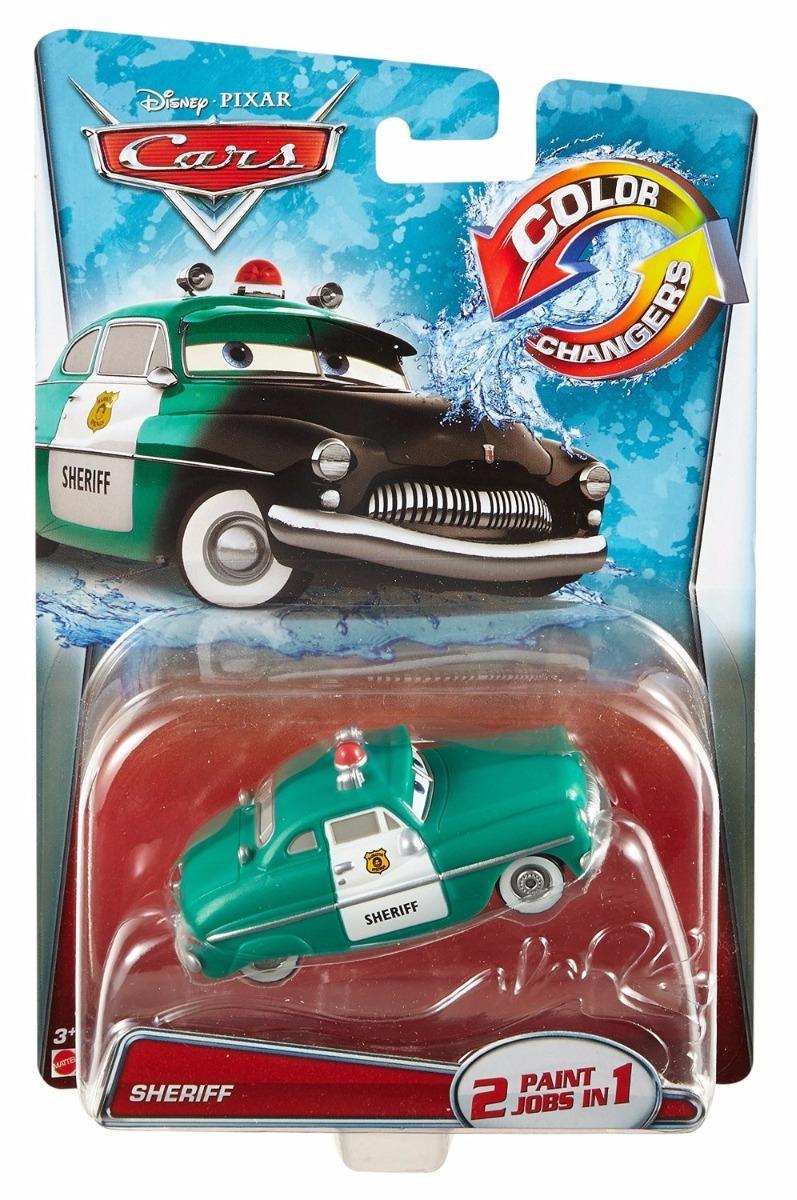 Autos Cars De Disney Pixar Cambian De Color En El Agua 850 00