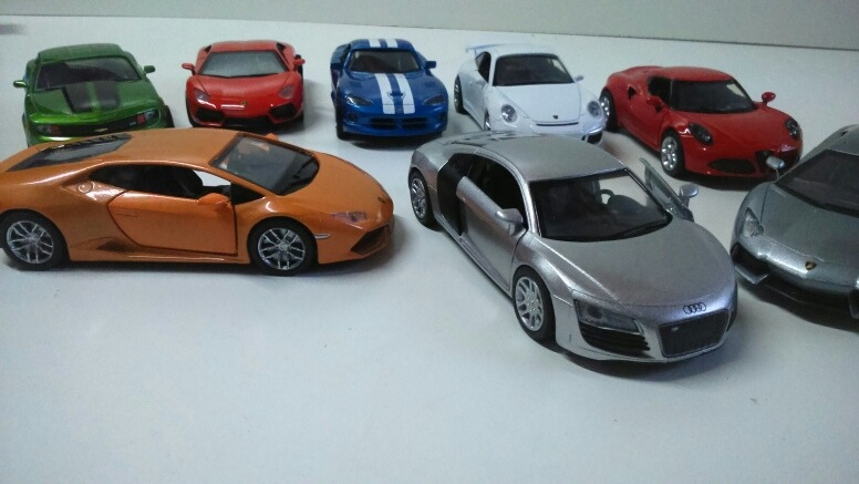 Autos Coleccion 15 Cm Audi Porsche Dodge Camaro Etc 499 99 En