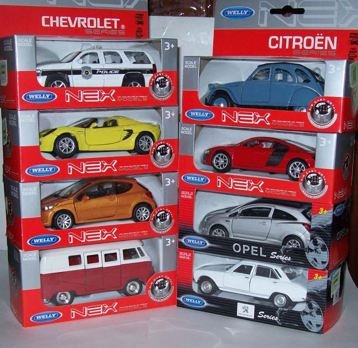 Autos Coleccion Metal Escala 1 36 Welly Preguntar Stock 356 50