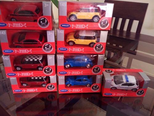 autos de colección a escala 1:43 welly