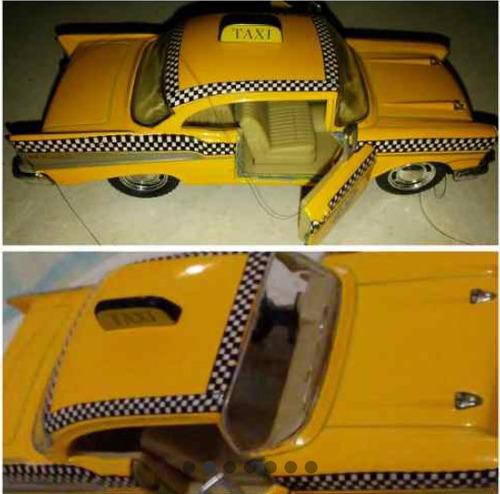 autos de colección a escala marca kinsmart