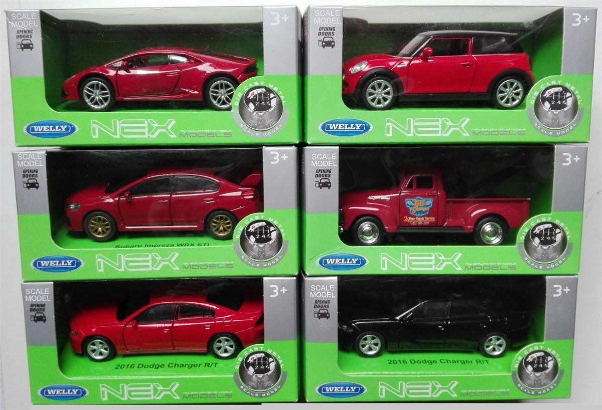 a768293a3 Autos De Coleccion Marca Welly Escala 1 36 -   5.000 en Mercado Libre