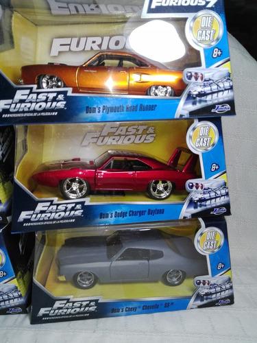 autos de coleccion rapido y furioso