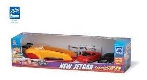autos de juguete con rampa con disparador 3 velocidades