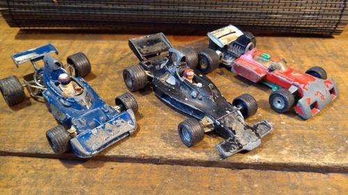 autos de la fórmula 1 de los años 60 70 y 80 ingleses