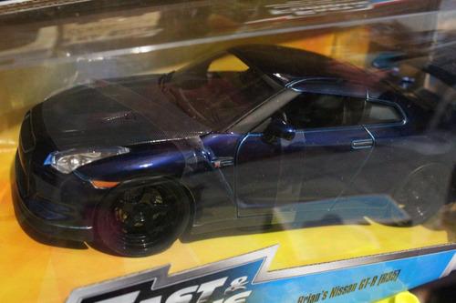 autos fast&furious 7 2015 varios escala 1:24