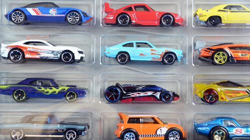 autos hot wheels x72 originales !!