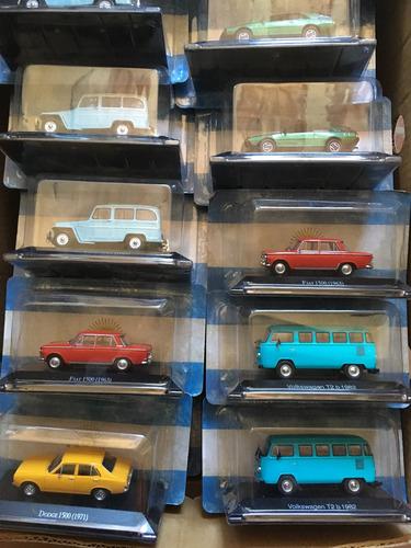 autos inolvidables argentinos salvat ford fiat cherolet rena
