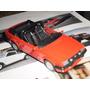 Auto Ford Escort Xr3 Turbo Escala Colección 12cm Diecast
