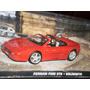 Auto Ferrari F355 James Bond 007 Escala 1:43 Colección Metal