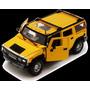 Edh Réplica Camioneta De Metal Hummer H2 Suv Escala 1.24