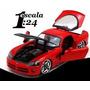 Edh Réplica Auto De Metal De Colección Dodge Viper 2008 1:24