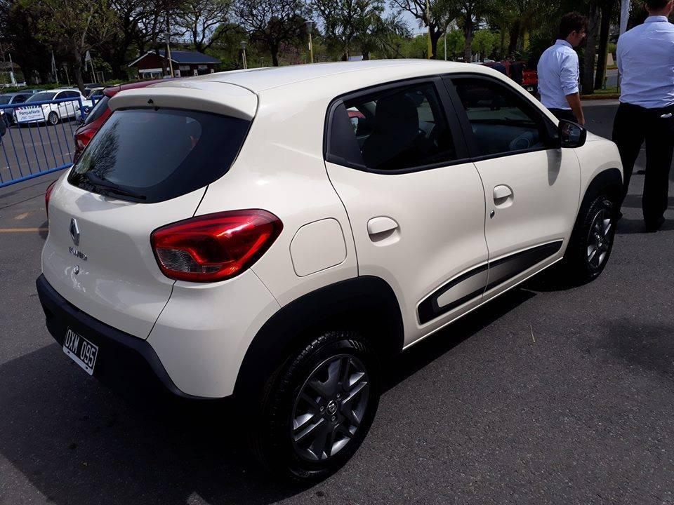 Autos Nuevo Renault Kwid Zen 1 0 Zen Intens Iconic 2019 Os