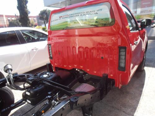 autos nuevosnissan np300 chasis cabina t/m  d/h paq seg 2019