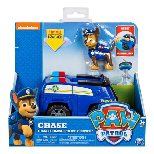 autos paw patrol originales patrulla canina / diverti