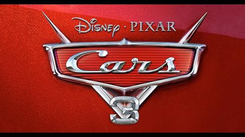 autos personajes cars 3 con sonidos ruedas libres disney