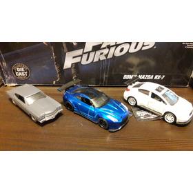 Autos Rapido Y Furioso Jada 1/32