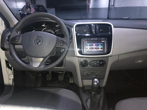autos renault logan 1.6 uber remis unidad adjudicada bop