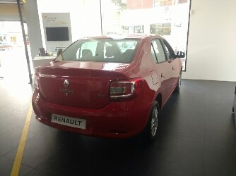 autos renault logan privilege 0km 1.6 16v  full no corsa  jl