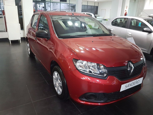 autos renault sandero 1.6 0km authentic antic y cuotas os...