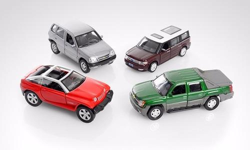 autos todo terreno coleccion de tiempo