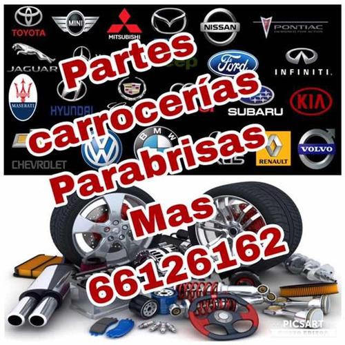 autos x piezas
