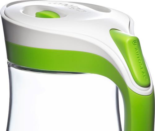 autoseal® jarra pitcher color verde 72 oz