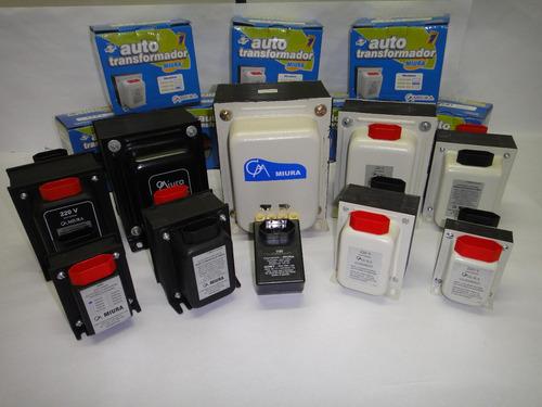 autotransformador 3000va 110v-220v ou 220v-110v fio aluminio