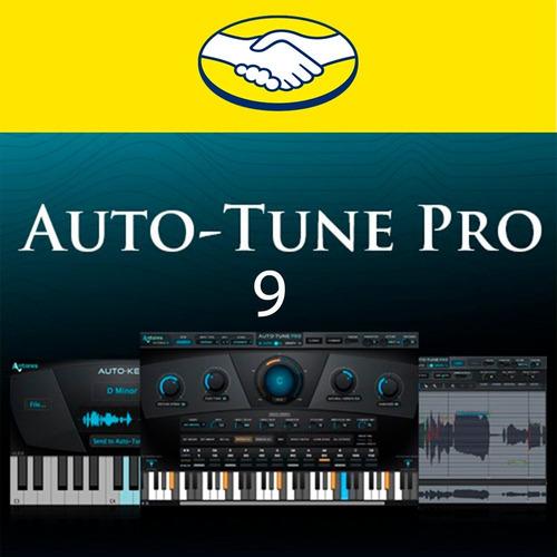 autotune 9 pro + vintage organs vídeo tutorial instalación