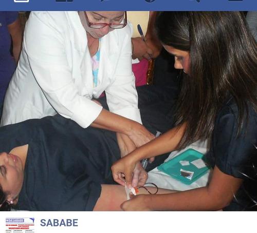 aux enfermeria, fisioterapia, laboratoria, farmacia
