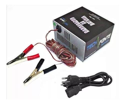 auxiliar de partida carregador bateria carro 12v 10ah