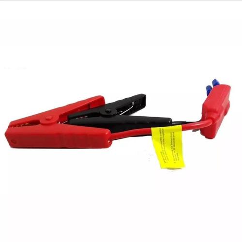 auxiliar partida carregador bateria carro 68000mah saida 12v