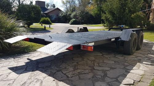 auxilio autos trailer