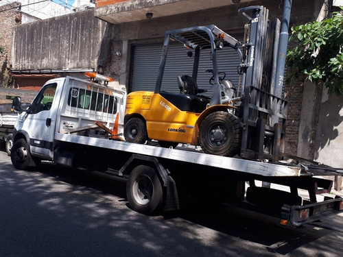 auxilio grua remolque traslados flete 24hs capital provincia