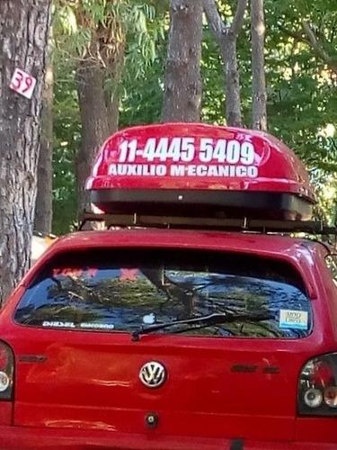 auxilio mecánico 24 a domicilio