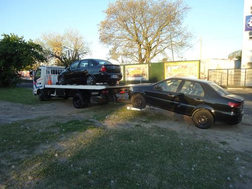 auxilio mecanico grua remolque autos traslado de autos