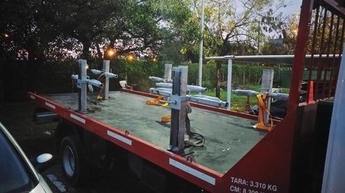 auxilio mecanico grua remolque transporte plancha camilla