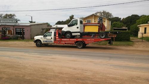 auxilio mecanico - gruas - remolque - camion auxilio - camil