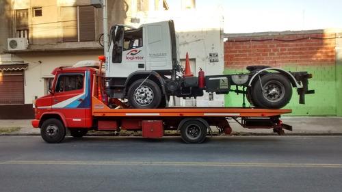 auxilio mecanico gruas transporte de vehiculos en zona oeste