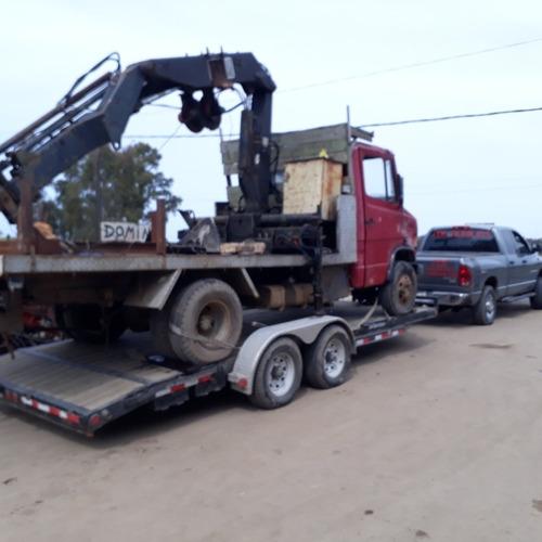 auxilio mecanico y traslado  de todo tipo de vehiculos