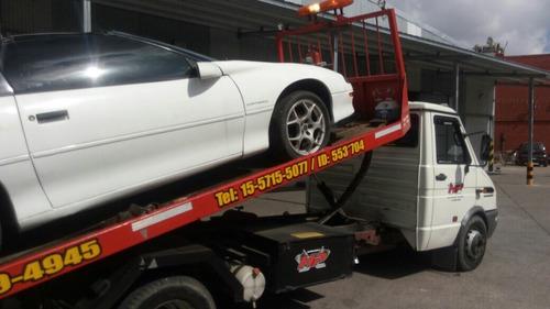 auxilio remolque grúa traslado de vehículos de todo tipo