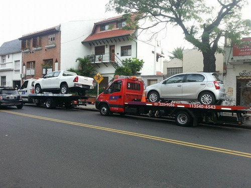 auxilio remolque grua traslado vehiculo planta verificadora
