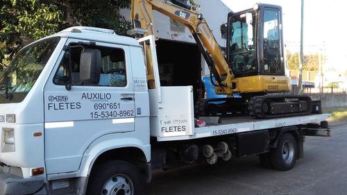 auxilio remolque y fletes hasta 6000 kg a todo el país
