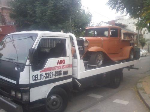 auxilio remolques grua  urgencia plancha traslado autos