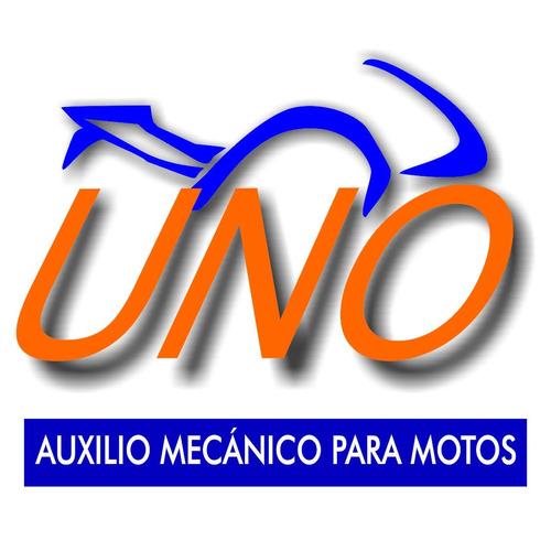 auxilio uno, auxilio mecánico para motos, desde $5 por día!!